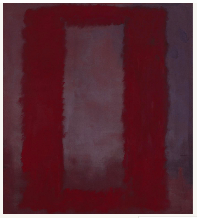 ©Kate Rothkp Prizel and Christopher Rothko:DACS 2017