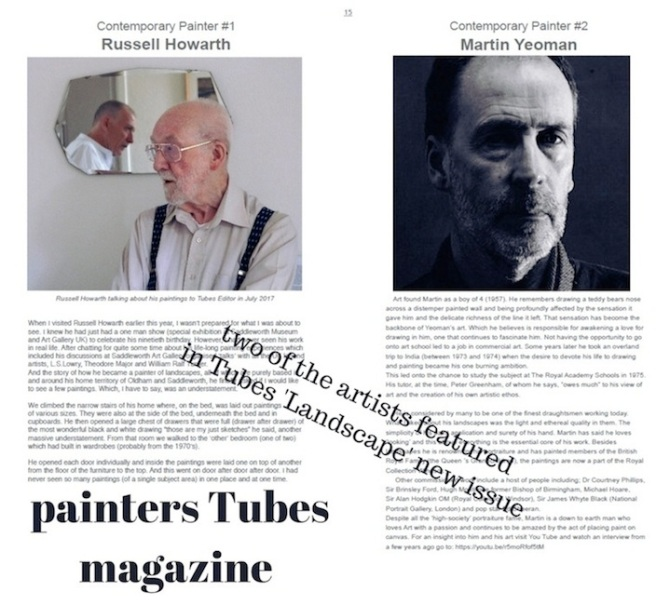 01-two of the artists featuredin Tubes 'Landscape' new issue