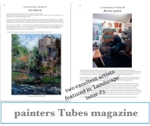 04-two of the artists featuredin Tubes 'Landscape' new issue