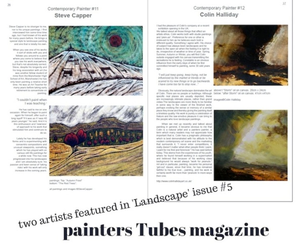 06-two artists featured in 'Landscape' issue #5