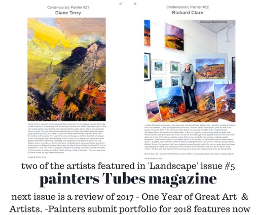 11-two artists featured in 'Landscape' issue #5