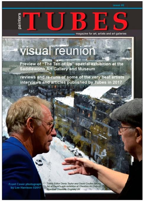 painters Tubes magazine issue #6