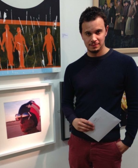 Painters Tubes Magazine new artist contributor