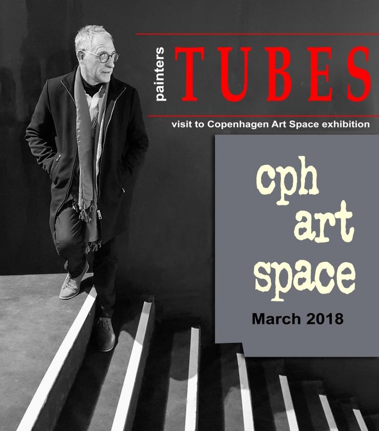 Denis Taylor Artist at CPH art space