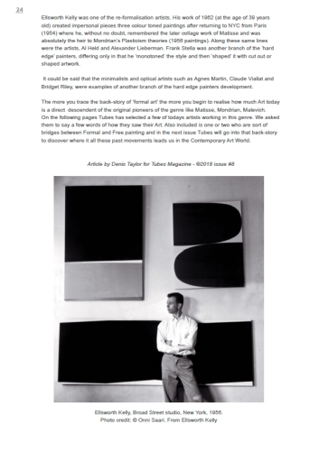 TUBES international art magazine