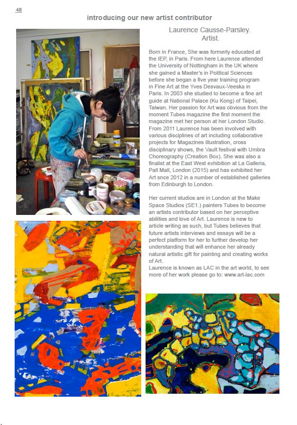 TUBES international magazine