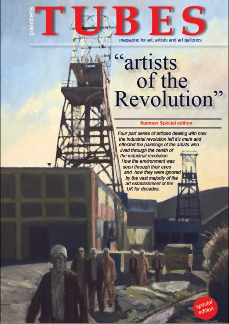 painters Tubes magazine.