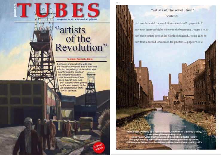 TUBES - SUMMER SPECIAL - NOW FREE TO READ ON LINE... CLICK HERE