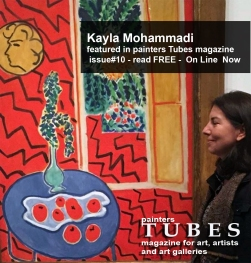 painters Tubes New issue
