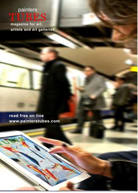 painters TUBES magazine FREE read on line